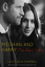 Lady Colin Campbell, Meghan and Harry