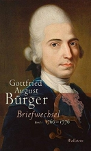 Bürger, Gottfried August Briefwechsel