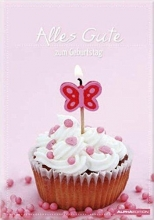 Geschenkheft Alles Gute zum Geburtstag - im Kuvert