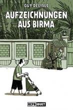 Delisle, Guy Aufzeichnungen aus Birma