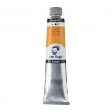 , Talens van gogh olieverf tube 200 ml cadmiumoranje 211