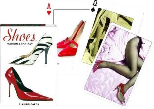 Pia-154119 , Shoes speelkaarten - single deck - piatnik