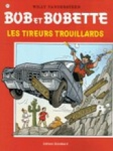 Willy  Vandersteen Bob et Bobette Les tireurs trouillards