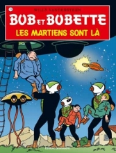 Willy  Vandersteen Bob et Bobette 115 Les martiens sont l