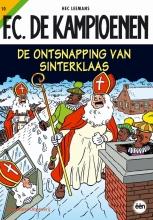 Hec  Leemans F.C. De Kampioenen De ontsnapping van Sinterklaas
