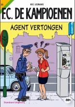Hec  Leemans F.C. De Kampioenen Agent Vertongen