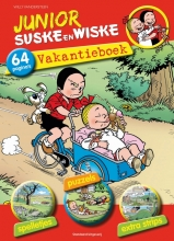 Willy  Vandersteen Junior Suske en Wiske Zomerboek
