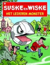 Willy  Vandersteen, Peter Van Gucht Suske en Wiske Het lederen monster