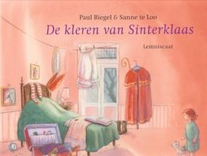 Paul  Biegel De kleren van Sinterklaas