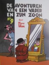 Sleen Marc, Dirk  Stallaert , Avonturen van een Vader en Zijn Zoon 09