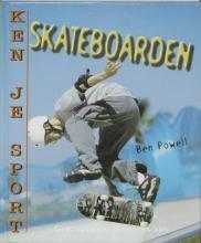 Ben  Powell Skateboarden