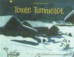 Astrid  Lindgren Tomte Tummetot