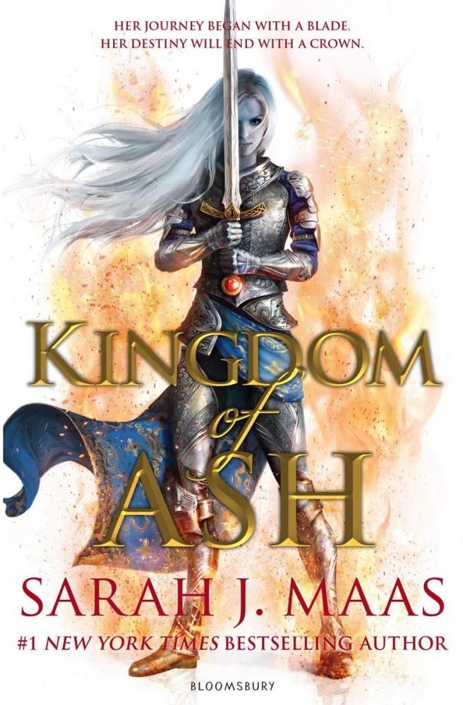Maas, Sarah J,Kingdom of Ash