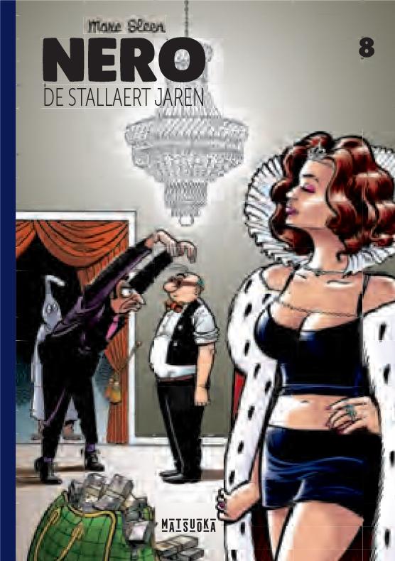 Marc Sleen, Dirk Stallaert,Matsuoka Nero-Integraal De Stallaert jaren