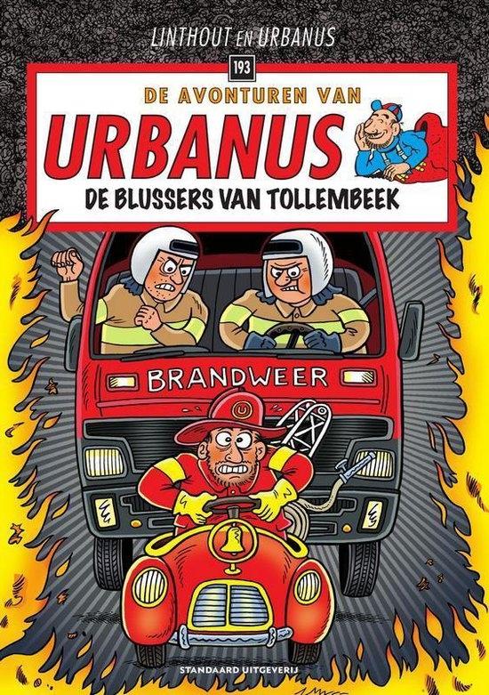 Willy Linthout, Urbanus,De blussers van Tollembeek
