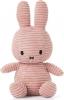 <b>Btt-24.182.208</b>,Nijntje - corduroy - pink - knuffel - pluche  - 24 cm