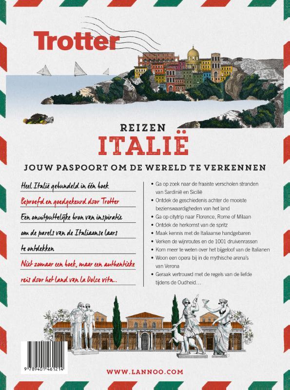,Reizen Italië