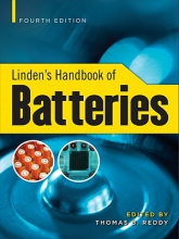 Reddy, Thomas Linden`s Handbook of Batteries, 4/e (SET 2)