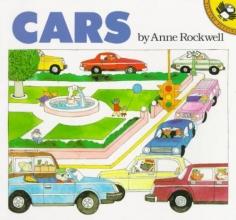 Rockwell, Anne F. Cars