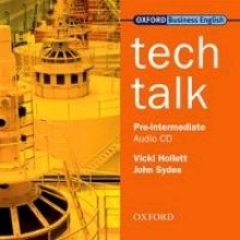 Hollett, Vicki Tech Talk - Pre-Intermediate CD