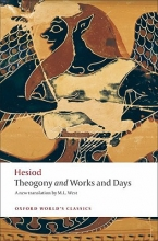 Hesiod,   the late M. L. (Professor of Greek, Professor of Greek, Royal Holloway and Bedford New College, University of London) West Theogony and Works and Days