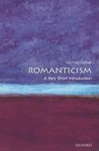 Ferber, Michael Romanticism: A Very Short Introduction
