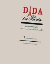 Sanouillet, Michel Dada in Paris