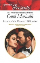 Marinelli, Carol Return of the Untamed Billionaire
