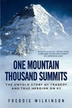 Wilkinson, Freddie One Mountain Thousand Summits