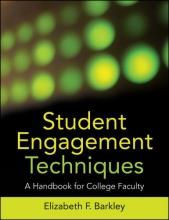 Elizabeth F. Barkley Student Engagement Techniques