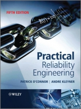 O`Connor, Patrick Practical Reliability Engineering