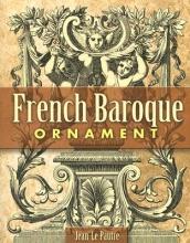 Pautre, Jean Le French Baroque Ornament