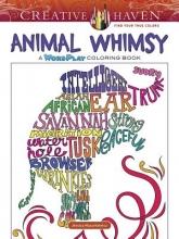 Jessica Mazurkiewicz Creative Haven Animal Whimsy