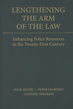 Ayling, Julie Lengthening the Arm of the Law
