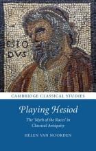 Van Noorden, Helen Playing Hesiod