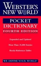 Webster`s New World Pocket Dictionary
