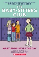 Telgemeier, Raina Mary Anne Saves the Day