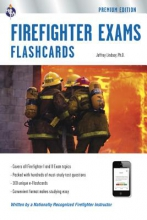 Lindsey, Jeffrey, Ph.D. Firefighter I and II Exams Flashcards Book