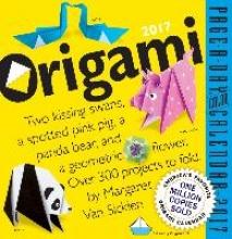 Van Sicklen, Margaret Origami Page-A-Day Calendar 2017