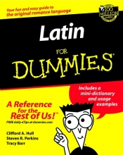 Clfford A. Hull,   Steven R. Perkins,   Tracey Barr,   Tracy L. Barr Latin For Dummies