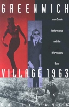 Banes, Sally Greenwich Village 1963-PB