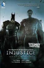 Taylor, Tom Injustice Gods Among Us 2