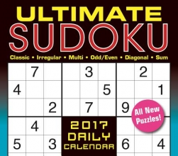 Conceptis Puzzles Cal 2017-Ultimate Sudoko