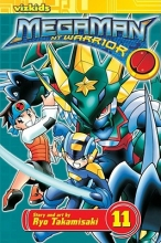 Takamisaki, Ryo Megaman NT Warrior 11