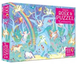 , Boek & Puzzel Eenhoorns