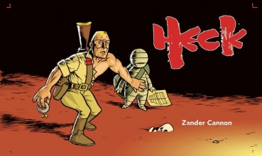 Cannon, Zander Heck