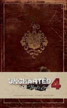Insight Editions Uncharted Hardcover Ruled Journal