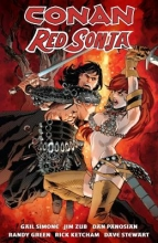 Simone, Gail,   Zub, Jim Conan Red Sonja