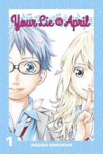 Arakawa, Naoshi Your Lie in April 1