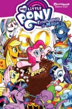 Rice, Christina,   Anderson, Ted My Little Pony Omnibus 4